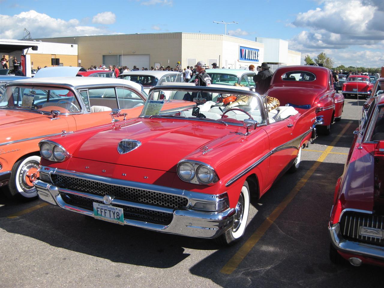 Car Show Garden City Winnipeg