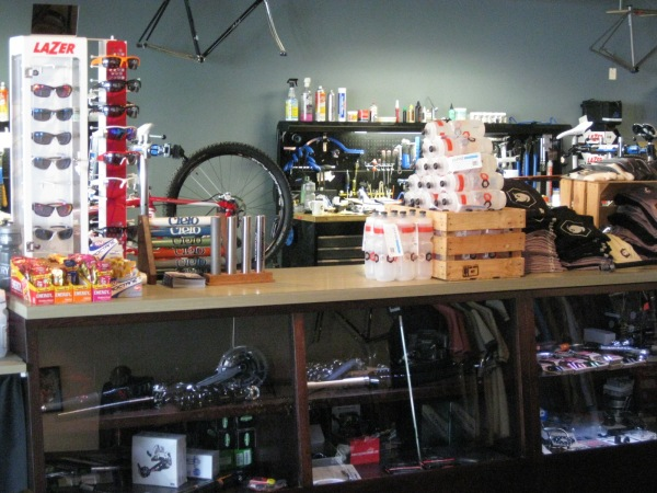 Angry Catfish Bike Bar (parts/service)