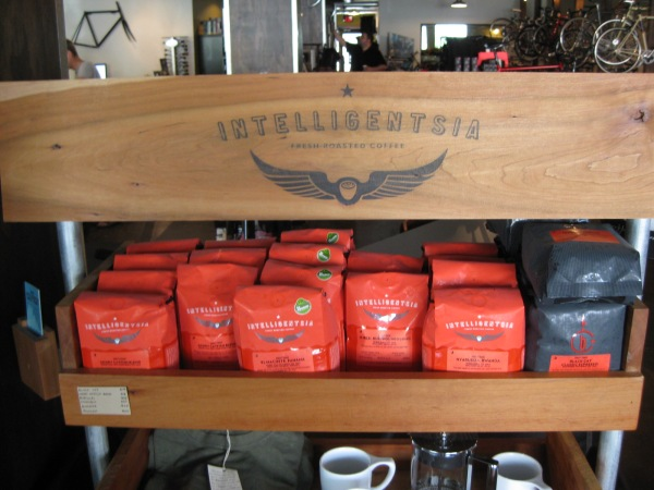 Intelligentsia Coffee, some of the best I've had
